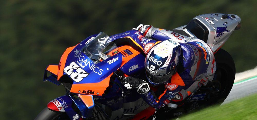 MotoGP Spielberg 2: Oliveira gewinnt KTM-Heimspiel in letzter Kurve