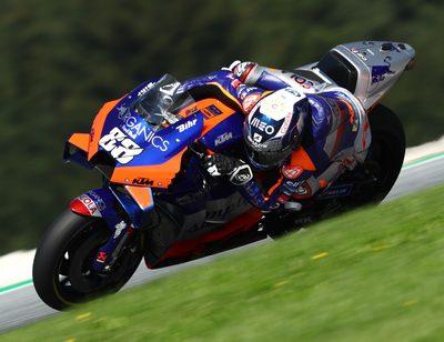 Oliveira lässt KTM jubeln