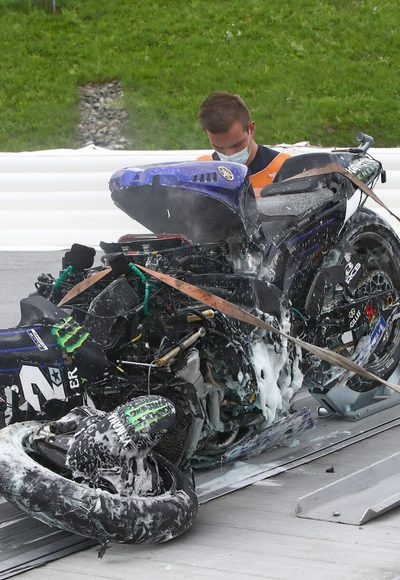 Yamaha: Schwere Vorwürfe