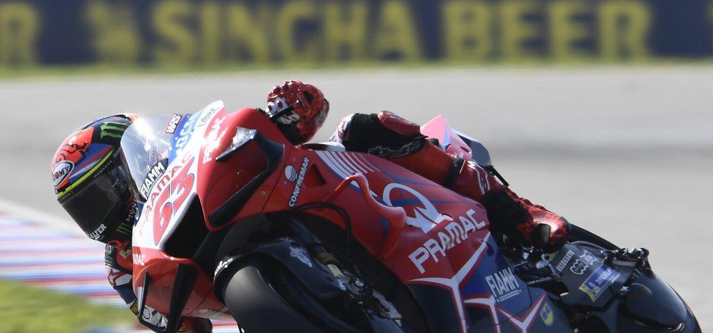 Ducati bestätigt: Bagnaia und Zarco bleiben – kommen zwei Moto2-Stars?