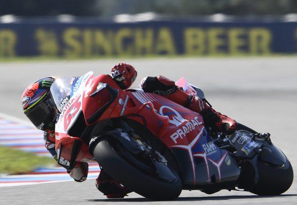 Ducati buhlt um Moto2-Stars