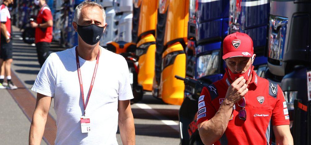 """""""Hätten warten können"""": Dovizioso-Manager kritisiert KTM-Entscheidung"""