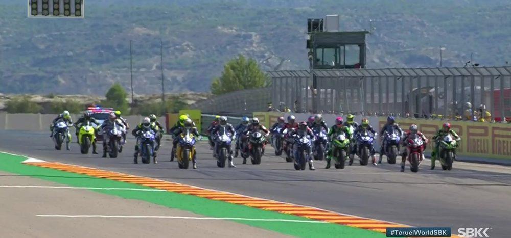 Aragon 2: SSP Rennen 1
