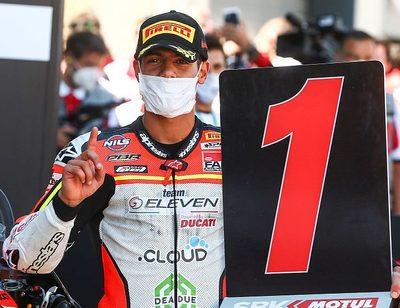 Rinaldi analysiert Rennen