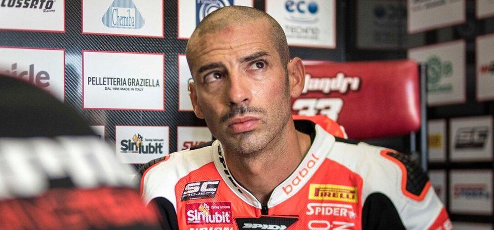 Marco Melandri tritt zurück: Trennung von Barni-Ducati mit sofortiger Wirkung