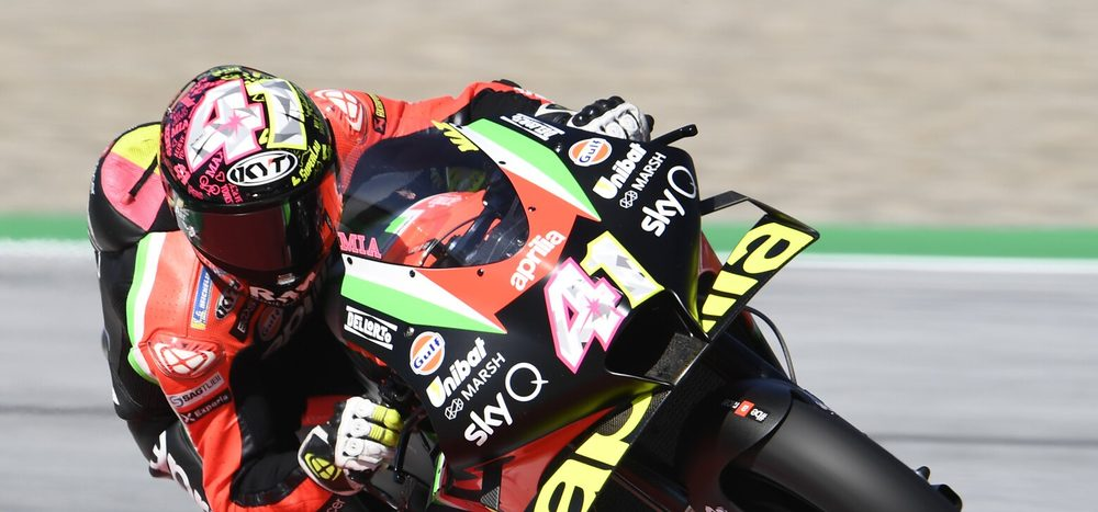 FP1 MotoGP Misano: Bestzeit für Vinales, beide Aprilia in den Top 5