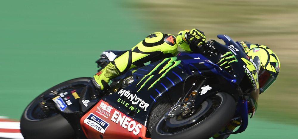 FP3: Rossi mit Bestzeit