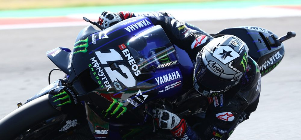 Qualifying MotoGP Misano: Pole für Vinales, Yamaha auf ersten vier Plätzen
