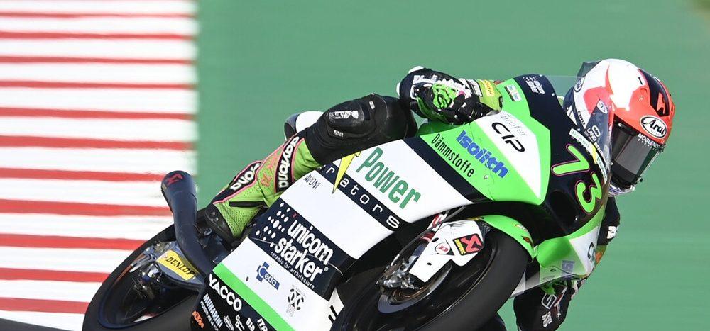 """Noch nie so knapp dran"": Kofler nach Misano-Rennen happy"