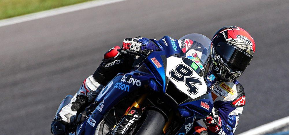 """Jonas Folger von der WSBK-Yamaha begeistert: """"Das Motorrad ist grandios"""""""