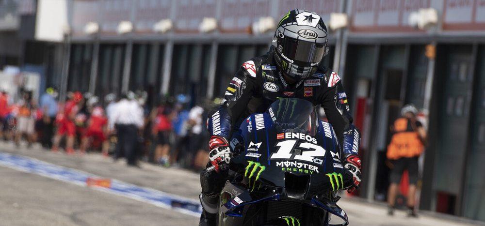 MotoGP-Test Misano: Neuer Yamaha-Auspuff, Bestzeit für Vinales