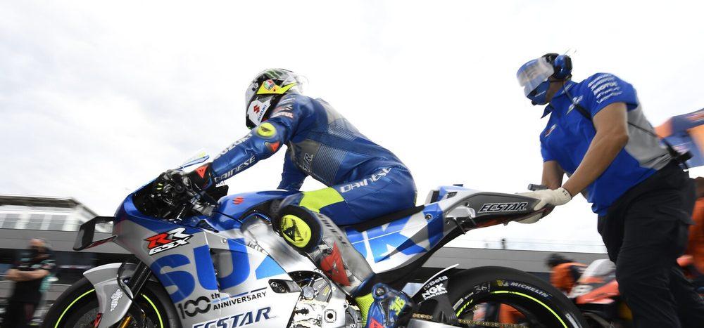 Suzuki fordert Regeländerung bei Rennabbruch: Kein Reifenwechsel und Tanken