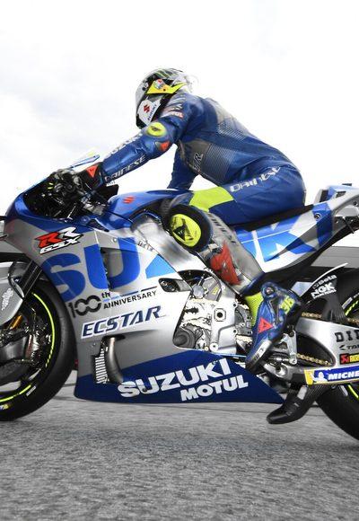 Suzuki will Regeländerung