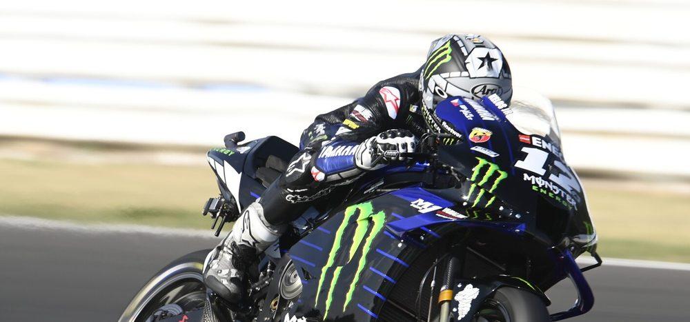 Qualifying MotoGP Misano 2: Vinales erobert auch zweite Misano-Pole