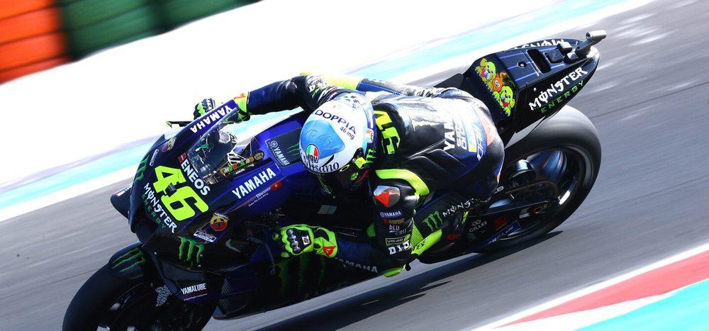 """""""Da war mehr drin"""": Rossi mit Startplatz sieben nur halb zufrieden"""
