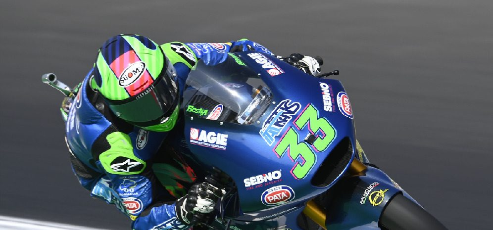 Rennen Moto2 Misano 2: Bastianini-Triumph macht WM spannend