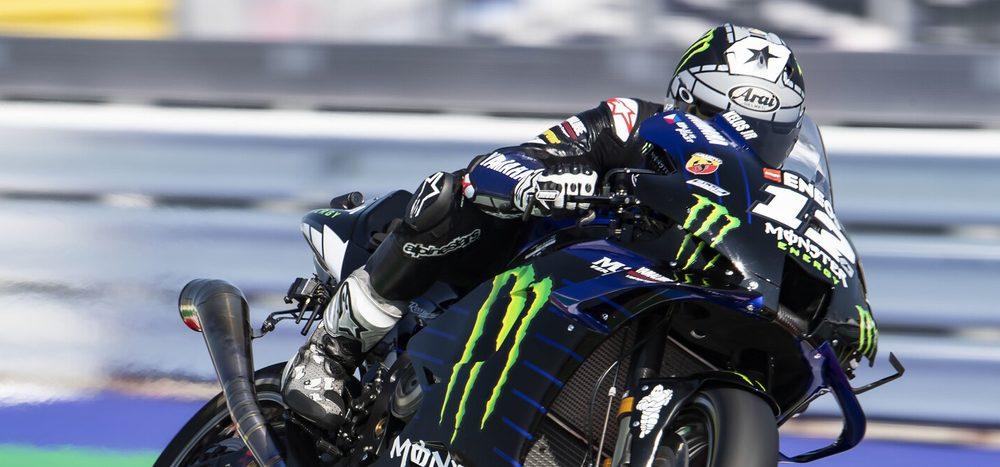 Rennen MotoGP Misano 2: Bagnaia wirft Sieg weg, Vinales triumphiert