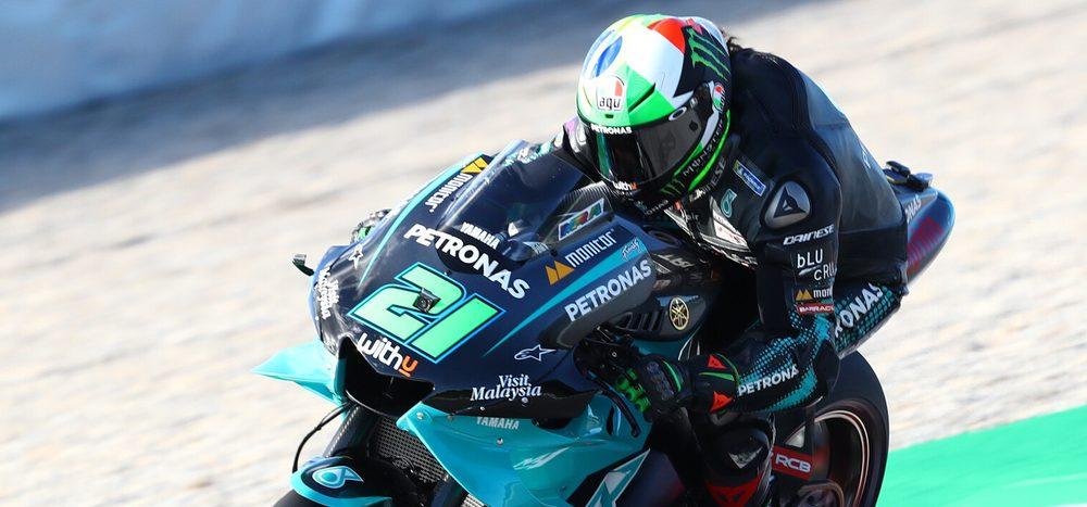 FP2 MotoGP Barcelona: WM-Leader Dovizioso muss sich steigern