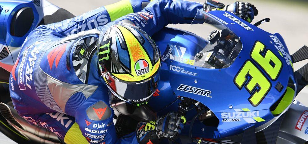 """Joan Mir neuer MotoGP-Tabellenführer: """"Einfach so weitermachen"""""""