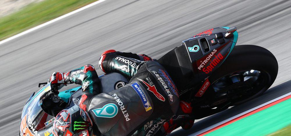 MotoGP Barcelona: El Diablo wieder WM-Führender