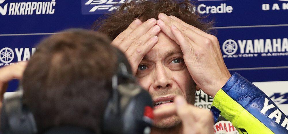 """Valentino Rossi trauert Spitzenergebnis nach: """"Hätte gewinnen können"""""""