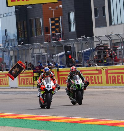 LIVE: WSBK in Magny-Cours