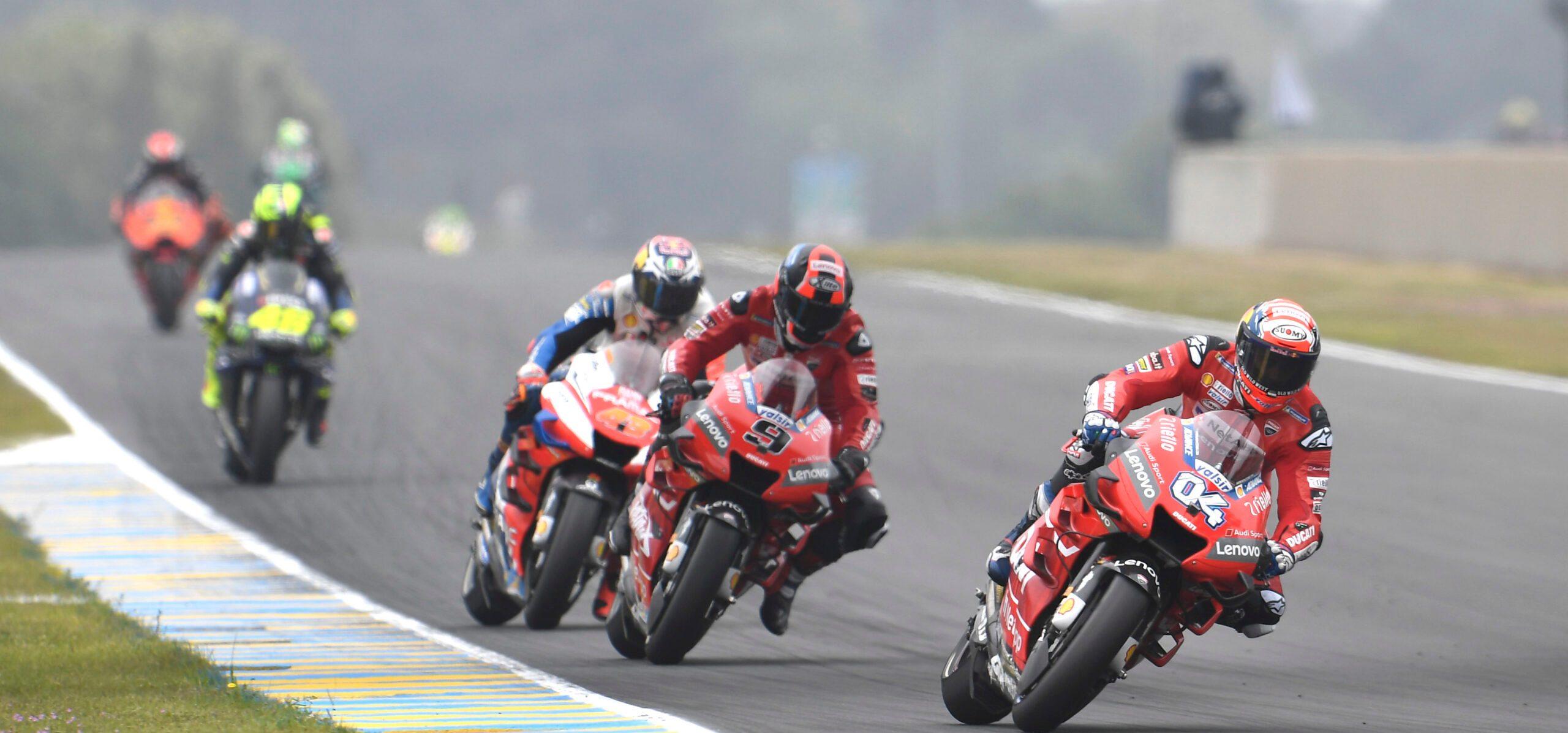MotoGP 2020: Der Frankreich-GP in Le Mans bei ServusTV und im Livestream