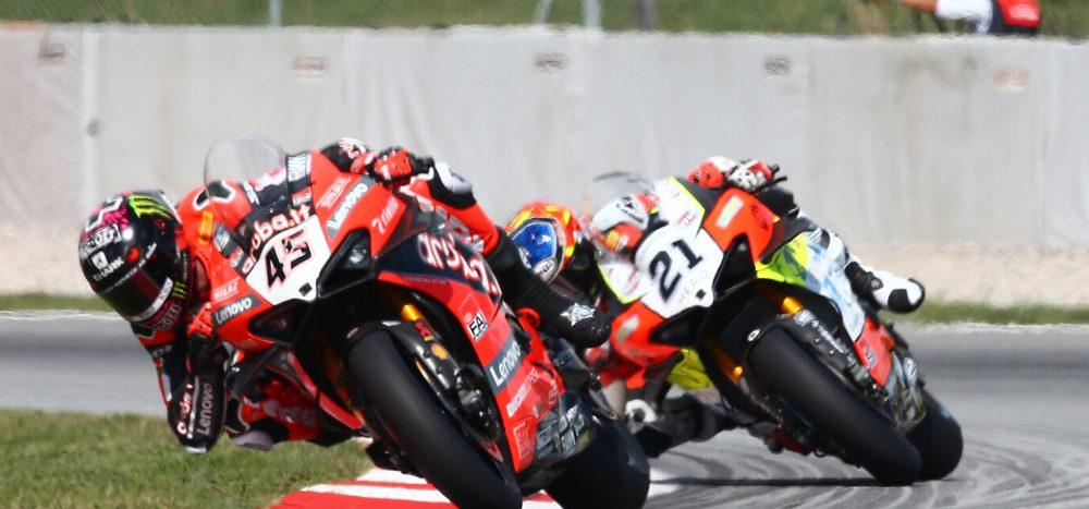 Ducati kündigt Entscheidung für 2021 an: Chaz Davies oder Michael Ruben Rinaldi?