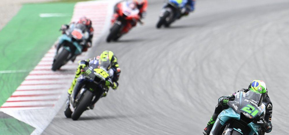 Valentino Rossi glaubt: Neue Talente haben in der Moto2 viel gelernt