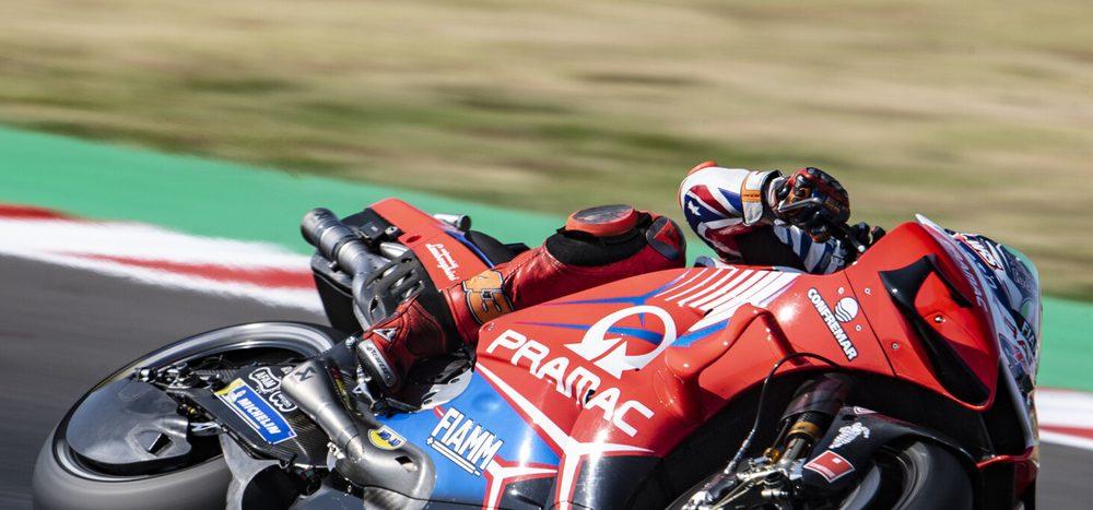 FP2 MotoGP Le Mans: Jack Miller mit Freitags-Bestzeit