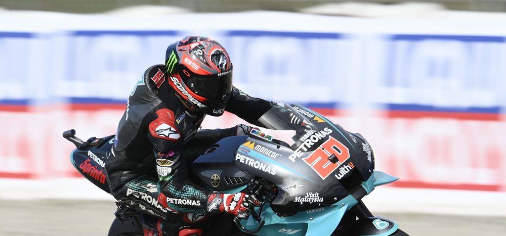 FP3 MotoGP Le Mans: El Diablo schnappt sich Bestzeit