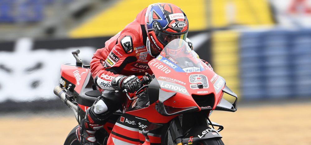 MotoGP Le Mans: Petrucci gewinnt – Marquez überrascht