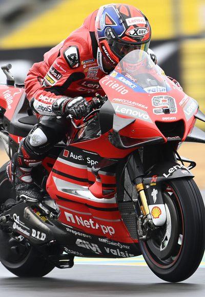 Petrucci: König von Le Mans