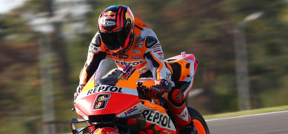 Kein Marquez-Comeback: Bradl startet in Aragon