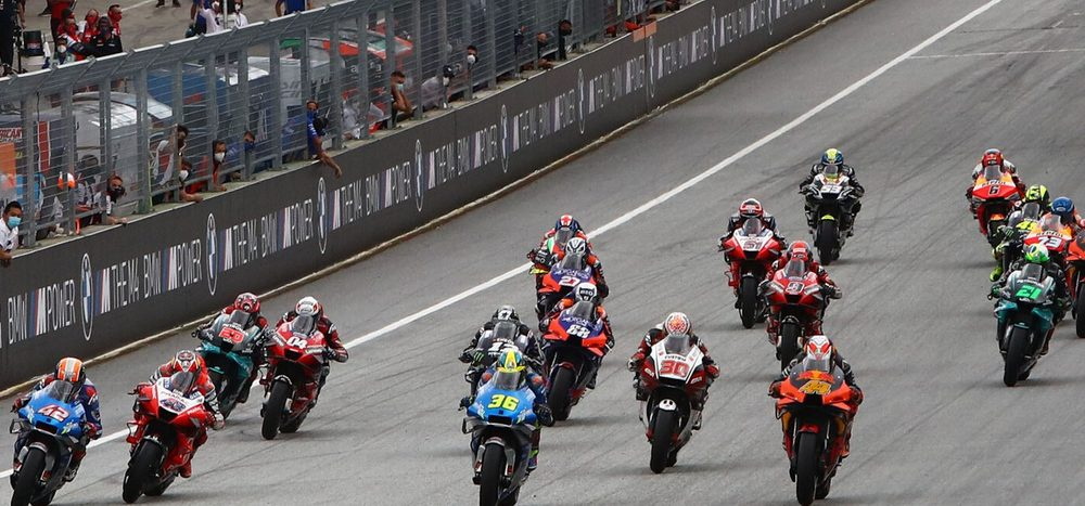 MotoGP 2021: Zurück zur Normalität