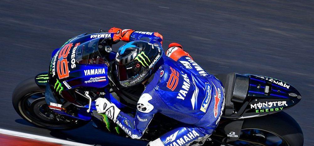 """Rossi: """"Lorenzo muss mehr testen und trainieren"""""""