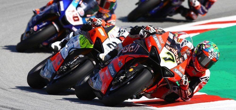 Ducati 2021: Michael Ruben Rinaldi ersetzt Chaz Davies
