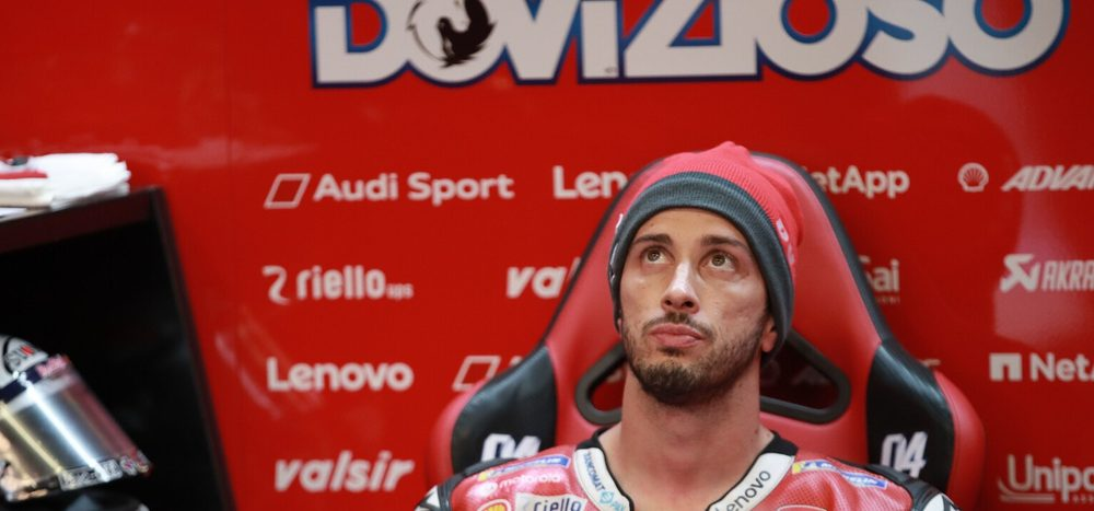 """Zukunft weiter offen: Dovizioso 2021 """"nur"""" Testfahrer?"""