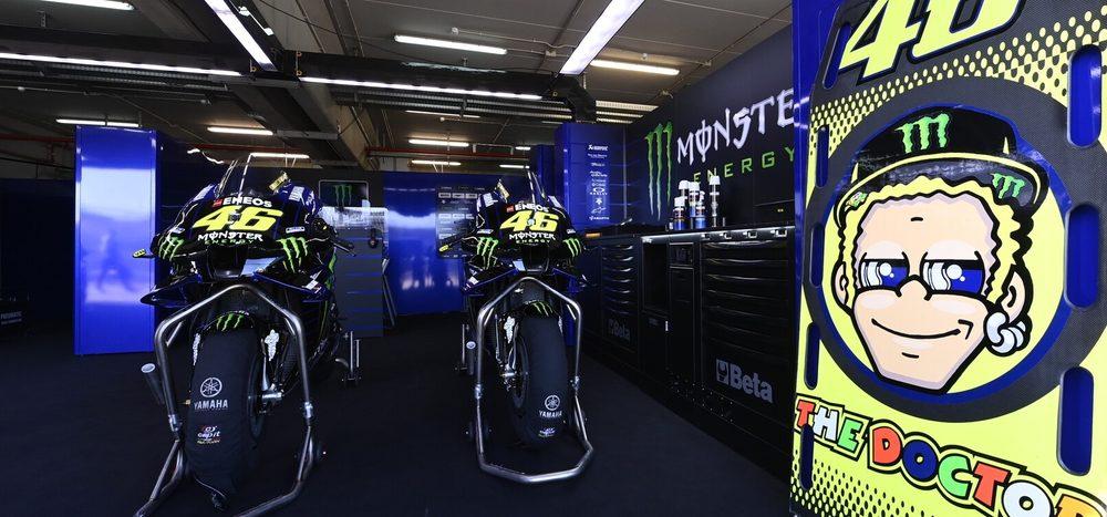 Wegen Corona-Infektion: Rossi verpasst auch Aragon 2 – kein Ersatz