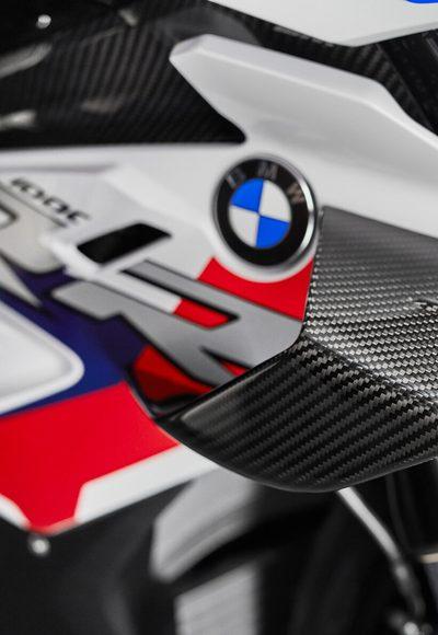 BMW testet neues Bike