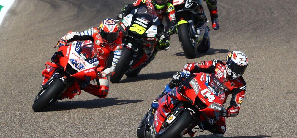 """Andrea Dovizioso nach Platz sieben: """"Gegen Suzuki wird es schwer"""""""