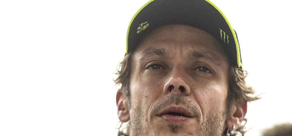 Valentino Rossi zu Hause statt auf der Strecke: So erlebte er den Aragon-GP