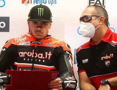 Redding kritisiert Ducati