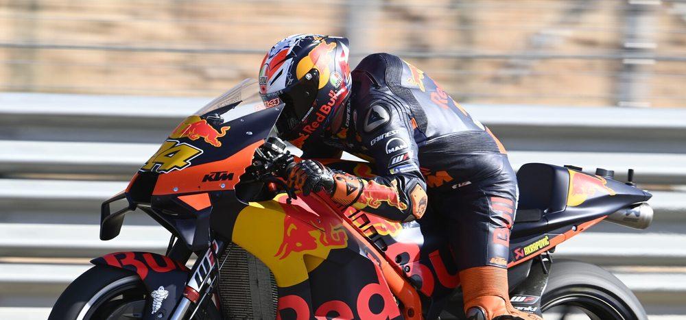 """KTM jetzt auch mit Holeshot Device: """"Um einiges schneller damit"""""""