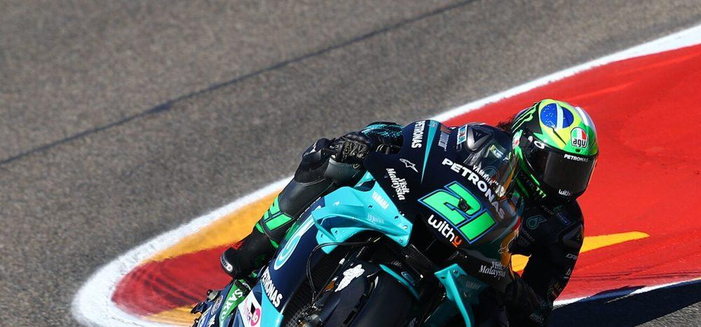 FP3 MotoGP Aragon 2: Bestzeit für Morbidelli, alle Ducatis in Q1