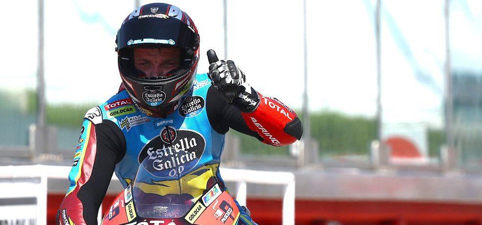 Moto2: Martin und Bezzecchi geraten aneinander