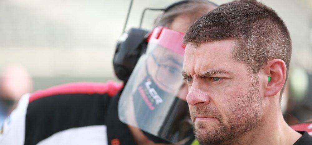 """Crutchlow wieder verletzt: """"Spürte einen heftigen Stich"""""""