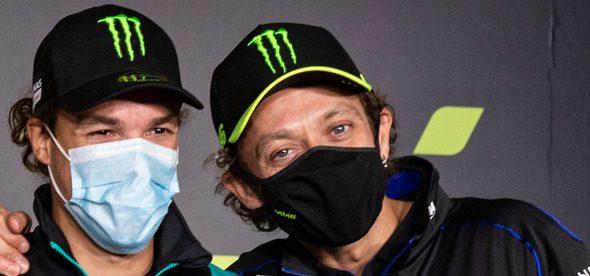 WM-Tipps von Rossi? Morbidelli greift nach dem MotoGP-Titel