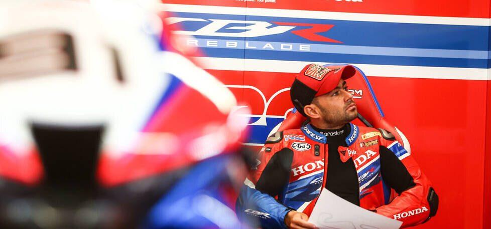 Honda verlängert Vertrag mit Haslam: Geht Davies komplett leer aus?