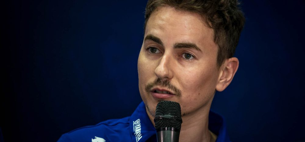 Yamaha stellt klar: Jorge Lorenzo als Testfahrer keine Hilfe